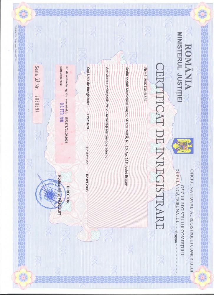 certif inmatriculare MT color